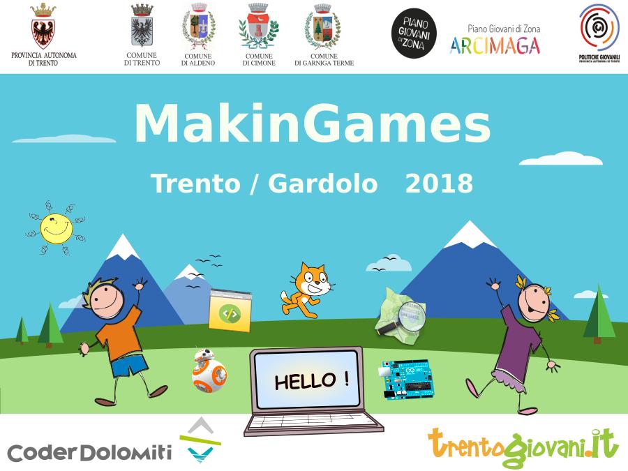 MakinGames 2018 Trento/Gardolo