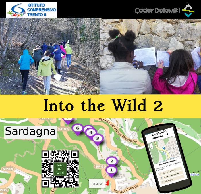 Into the Wild 2 a Sardagna